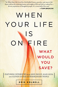 When Your Life is on Fire book image for review