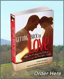 Order Getting Back To Love